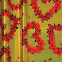 Μεταλλικά Φύλλα - 13 - Στεφάνι Καρδιές