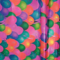 Μεταλλικά Φύλλα - 29 - Μπαλόνια Πολύχρωμα