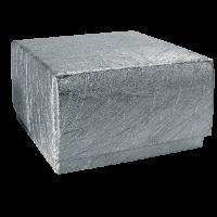 Κουτί Μπιζού Royal Ασημί